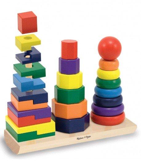 Torre geométrica