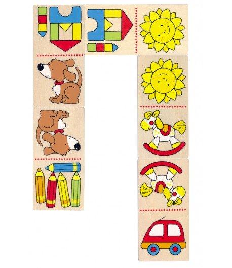 Mi primer dominó