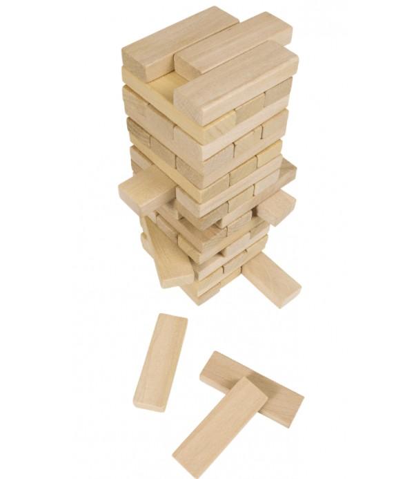 Torre De Equilibrio Sus Juguetes De Madera