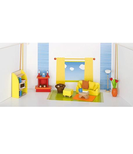 Muebles salón. Casa de muñecas