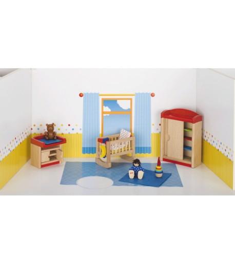 Muebles habitación infantil. Casa de muñecas