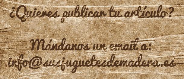 ¿Quieres publicar tu artículo?